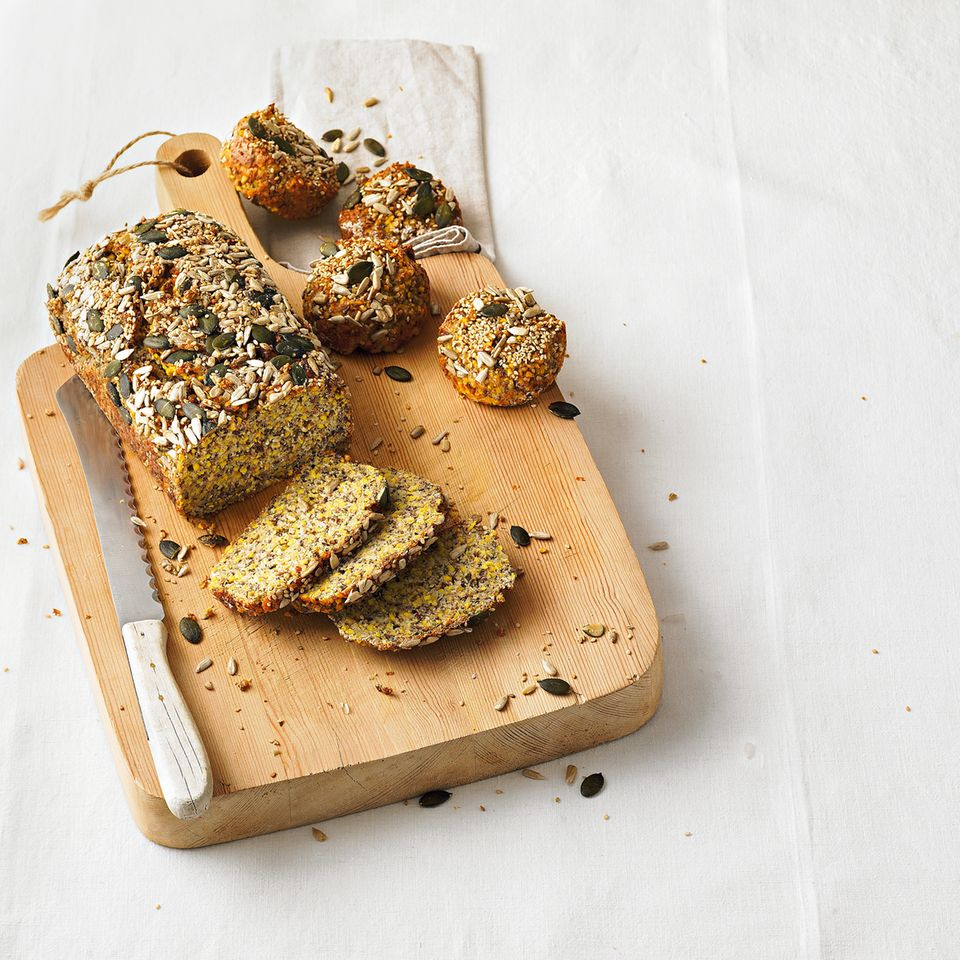 Bộ 15 Túi Bột làm Bánh Mì Küchenmeister 0,5kg x 15 túi