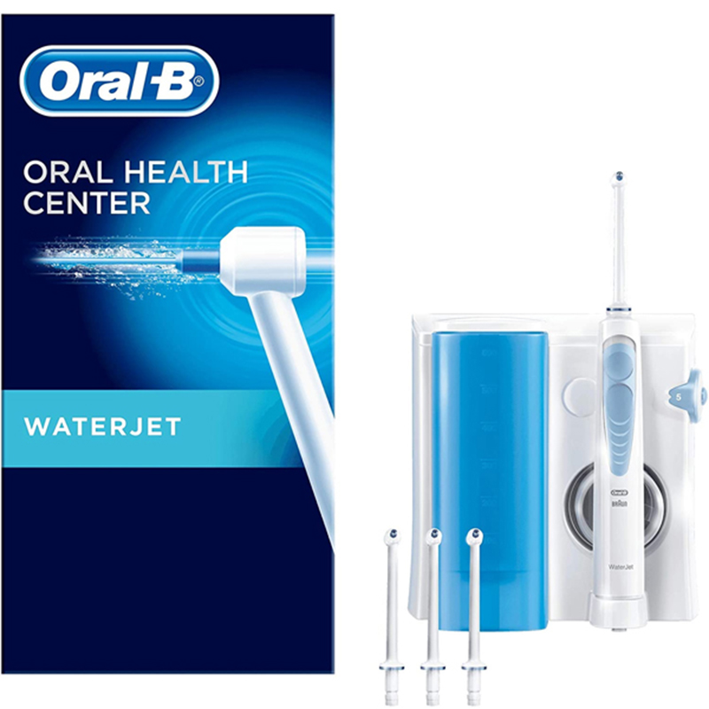 Bộ 4 Đầu Tăm Nước Oral-B Water Jet ED15A-4