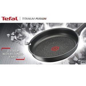 Chảo Tefal G12406 Titanium Fusion 28cm