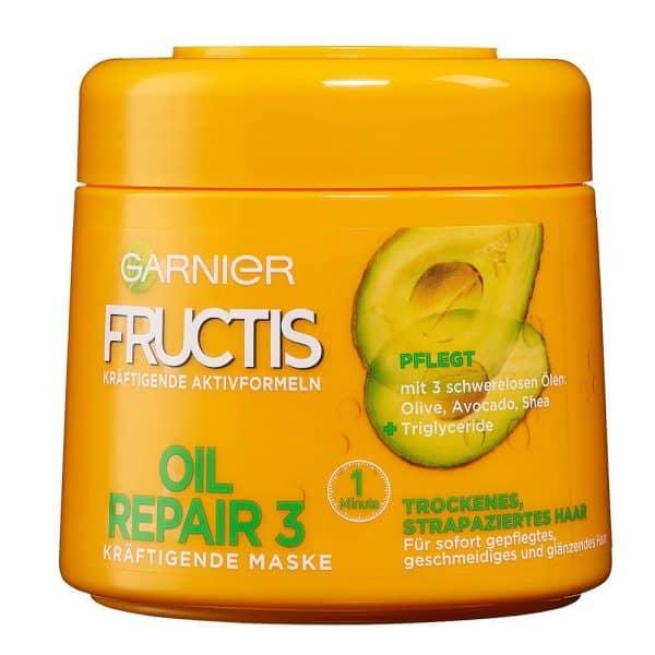 Kem U Duong Toc Garnier Fructis Oil Repair Maske 300ml