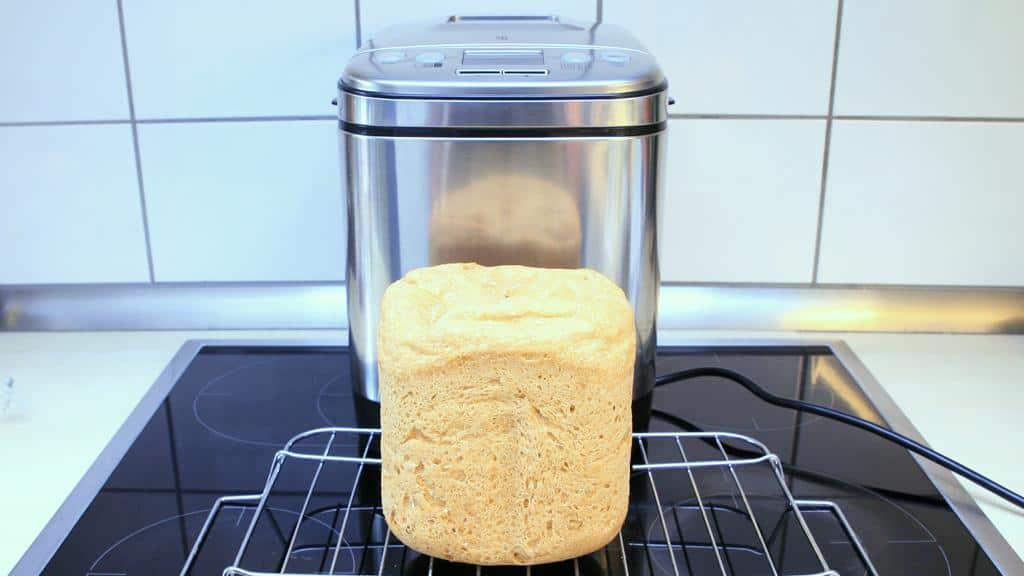 Làm bánh mì mềm sandwich bằng máy WMF Kult X