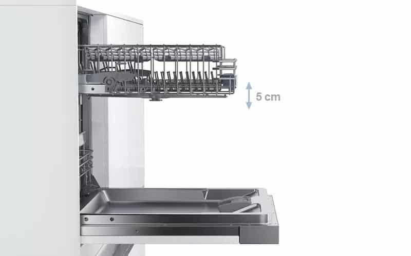 Máy Rửa Chén Bát Bosch SMI68MS02E Series 6