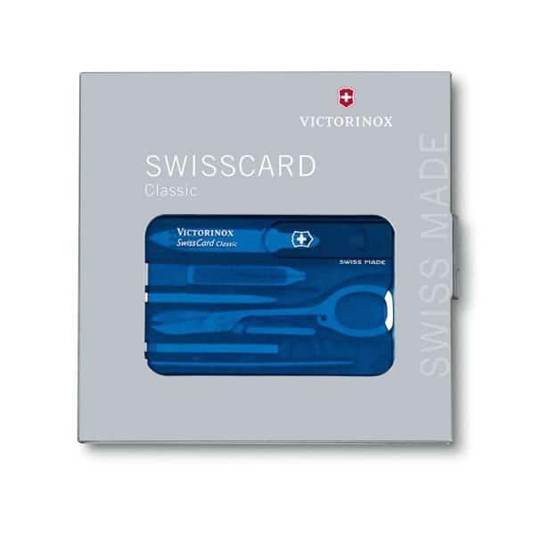 Dụng Cụ Đa Năng Victorinox Swisscard Sapphire 0.7122.T2-5