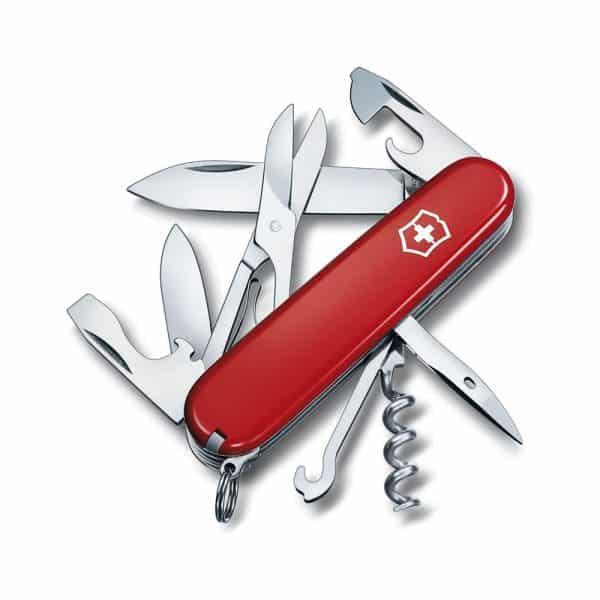 Dụng Cụ Đa Năng Victorinox Climber 1.3703 - Red