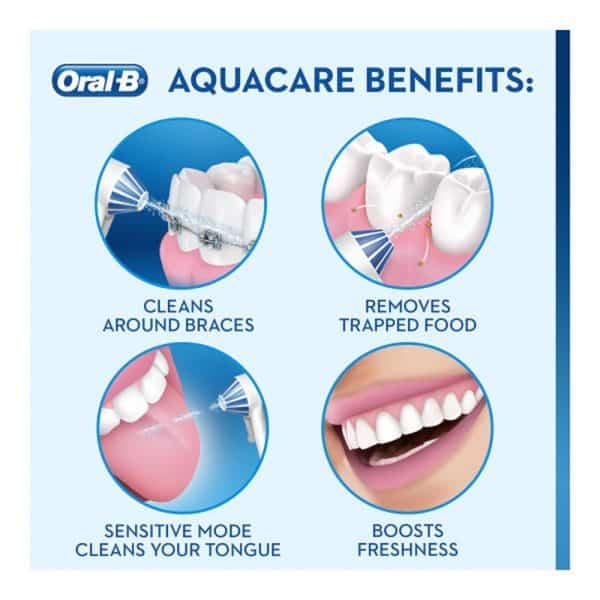 Tăm Nước Oral-B Aquacare 6 Type 3726