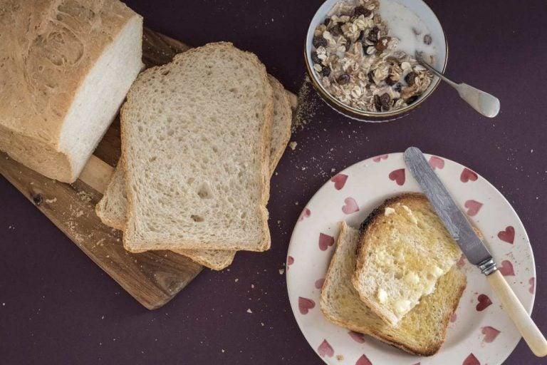 Bánh mì men tươi