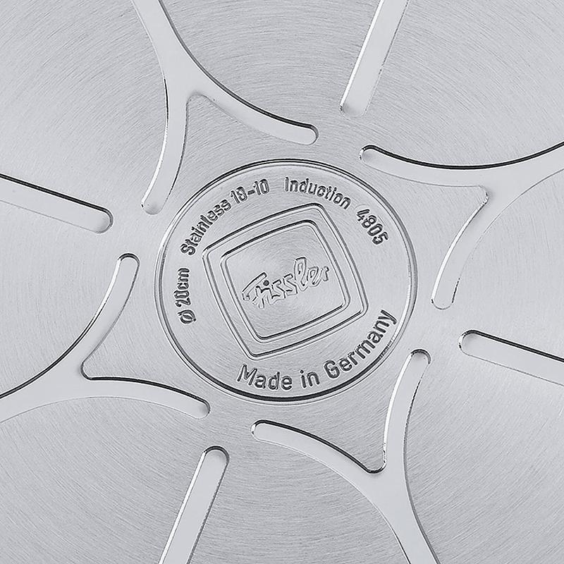 Bộ Nồi Inox Fissler Original Pro 5 Món - 5