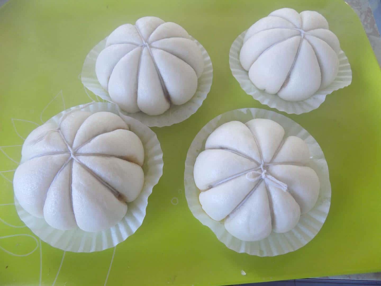Cách làm bánh bao nhân thịt tại nhà