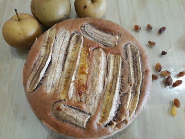 cách làm bánh chuối bằng nồi chiên không dầu