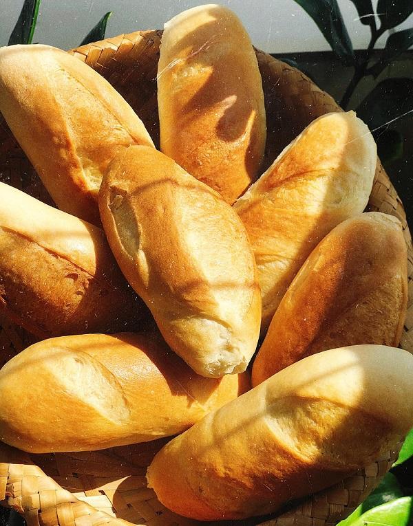 Cách làm bánh mì chuột không cần lò nướng
