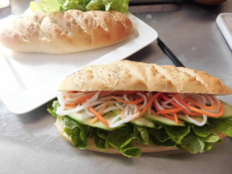 cách làm bánh mì đơn giản nhất