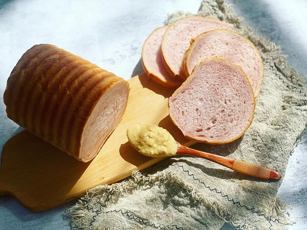 Cách Làm Bánh Mì Khoai Lang Tím