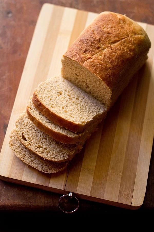Cách làm bánh mì nguyên cám đơn giản nhất