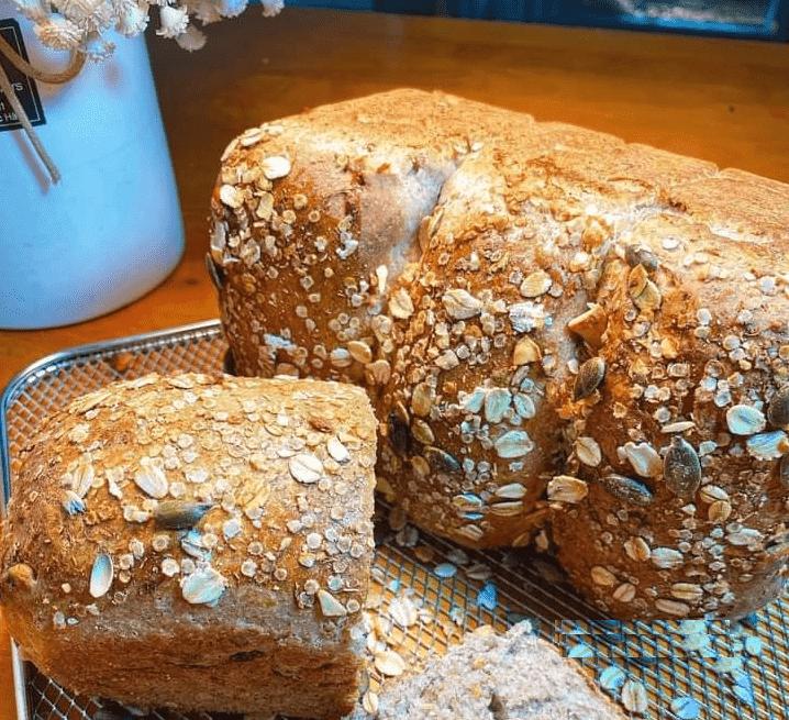Cách Làm Bánh Mì Nguyên Cám Mix Các Loại Hạt