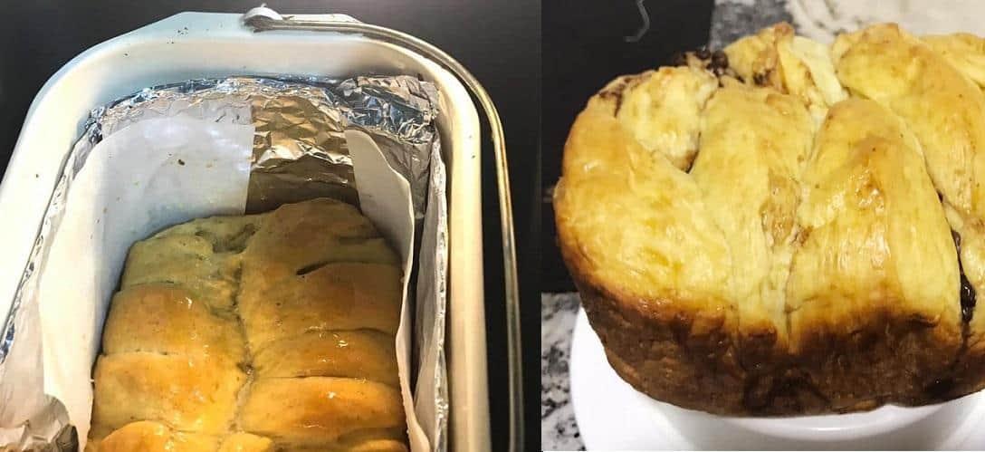 Cách làm bánh mì nhân đậu đỏ với máy làm bánh mì UNOLD 68456