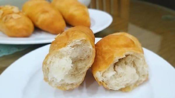 cách làm bánh mỳ đơn giản tại nhà bằng nồi chiên không dầu