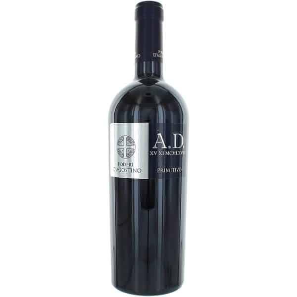 Rượu Vang Đỏ A.D. Primitivo Murgia Rosso I.G.P
