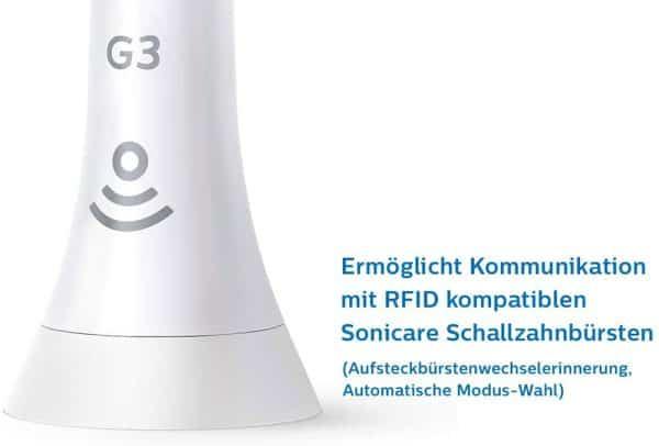 Bộ 4 Đầu Bàn Chải Điện Philips HX9054/17 Sonicare Premium Gum Care - Màu Trắng-2