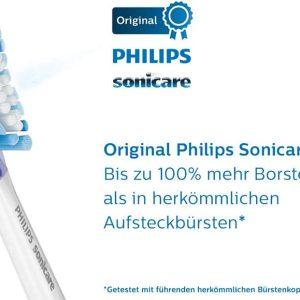 Bộ 4 Đầu Bàn Chải Điện Philips HX9054/17 Sonicare Premium Gum Care - Màu Trắng