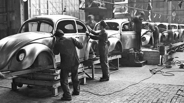 Công ty sản xuất oto của Đức Volkswagen AG