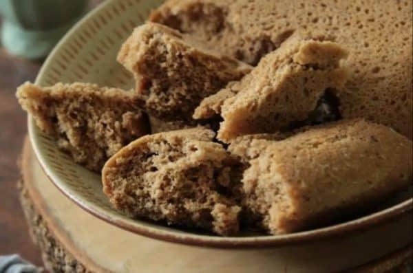 cách làm bánh mì nguyên cám bằng nồi cơm điện