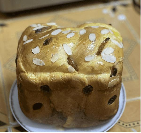 Cách làm bánh mì hoa cúc bằng máy Unold
