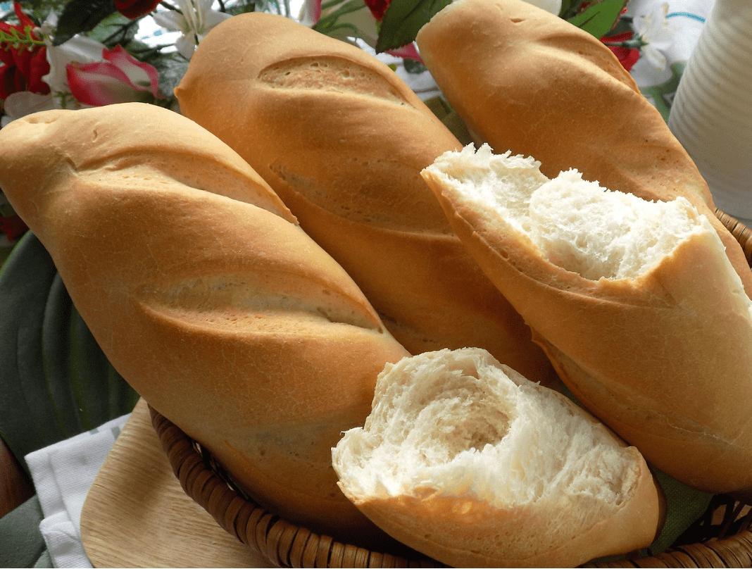 Cách làm bánh mì việt nam không cần nhồi bột