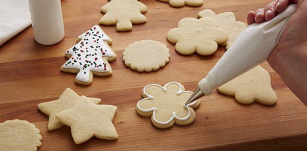 cách làm bánh quy bằng nồi chiên không dầu