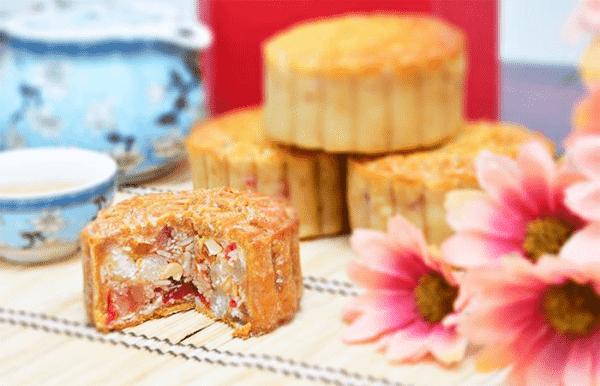 cách làm bánh trung thu thập cẩm ngũ cốc