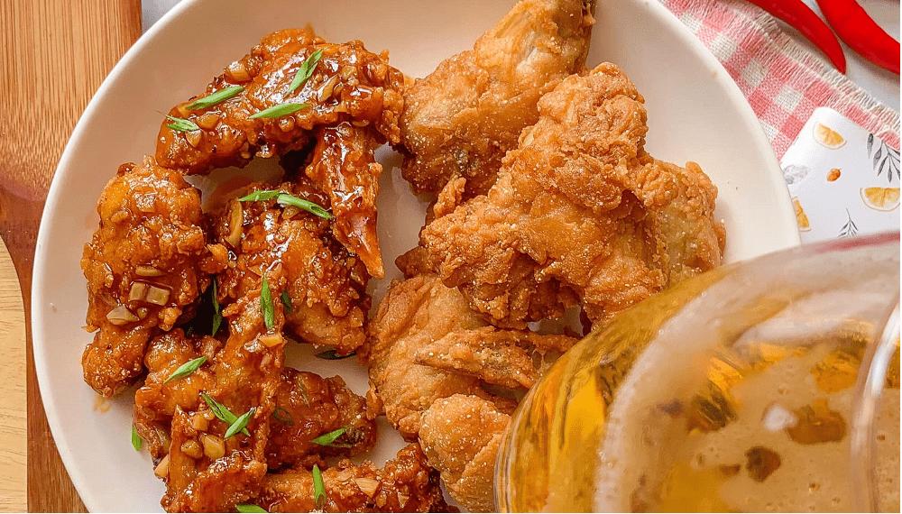 Cách làm gà rán sốt cay Hàn Quốc