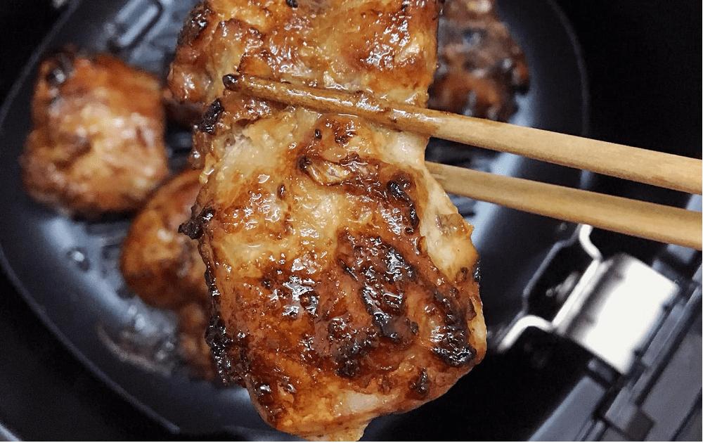 Cách làm thịt nướng bằng nồi chiên không dầu