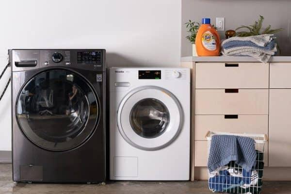 Nên mua máy giặt sấy chung hay riêng