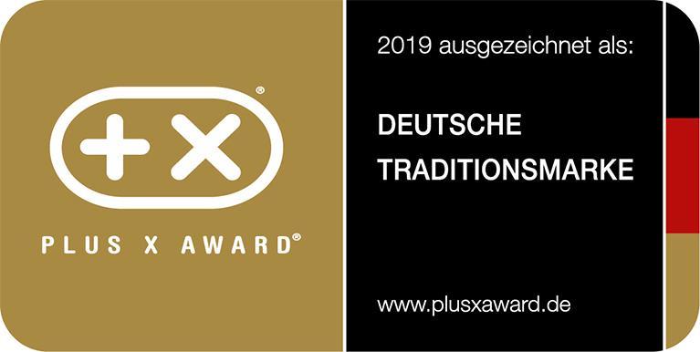 """Giải thưởng Plus X Award """"Thương hiệu Đức với truyền thống lâu đời"""" dành cho Unold"""