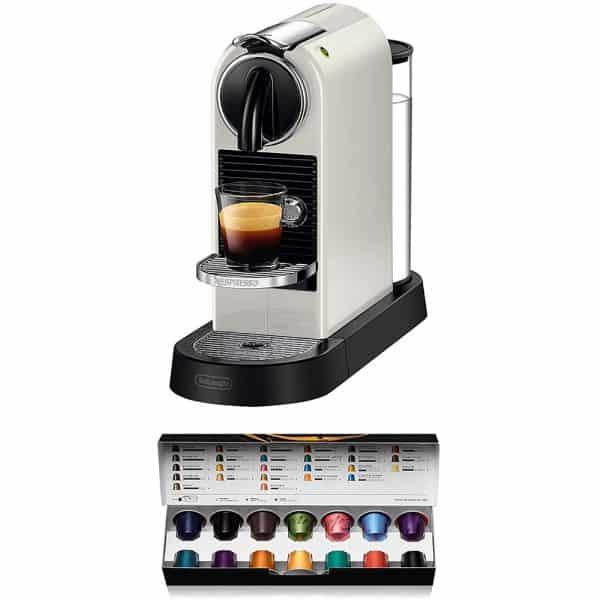 Máy Pha Cà Phê Delonghi Nespresso EN 167.W-5