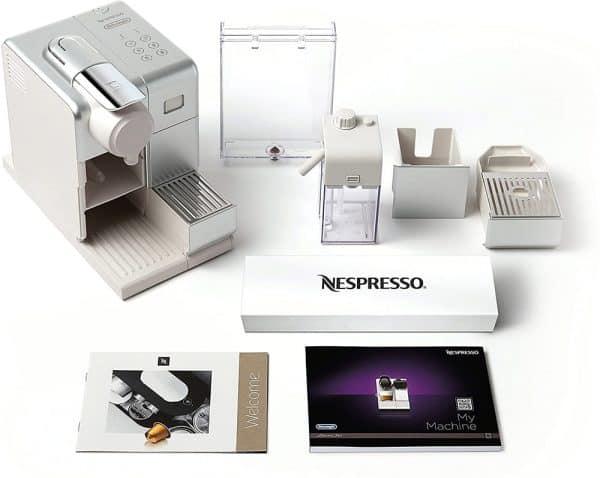 Máy Pha Cà Phê DeLonghi Nespresso Lattissima Touch EN 560.S-7
