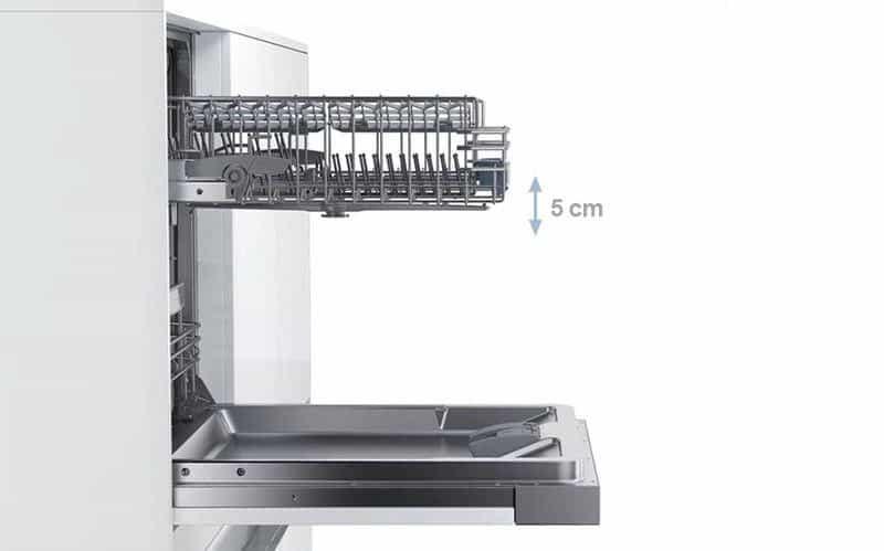 Máy Rửa Bát Bosch SMS6ECI07E Serie 6 - Độc Lập-8