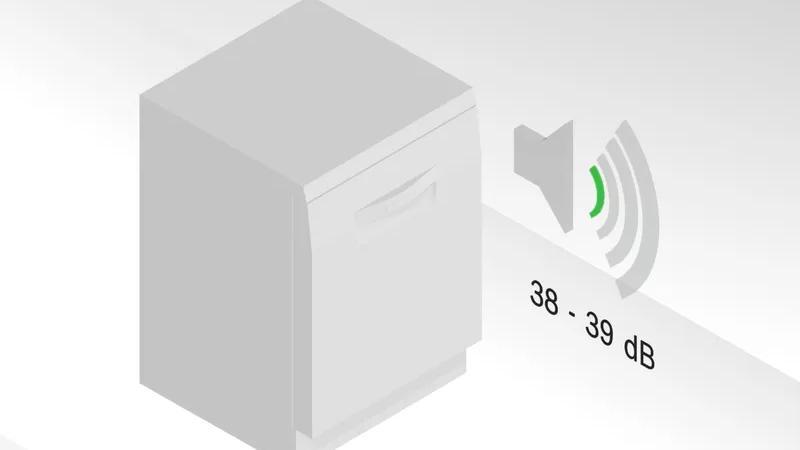 Máy Rửa Bát Bosch SMS6ECI07E Serie 6 - Độc Lập-20
