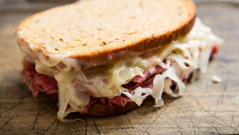 Công thức bánh mì Sauerkraut Rye