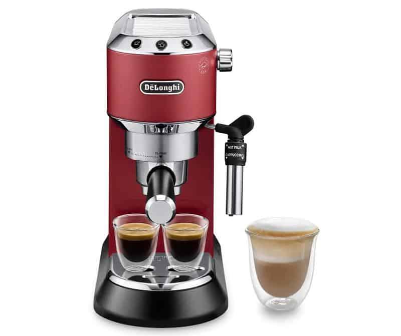 Máy Pha Cà Phê Delonghi Espresso Dedica EC685R