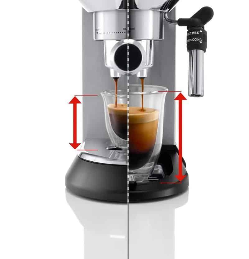 Máy Pha Cà Phê Delonghi Espresso Dedica EC685M