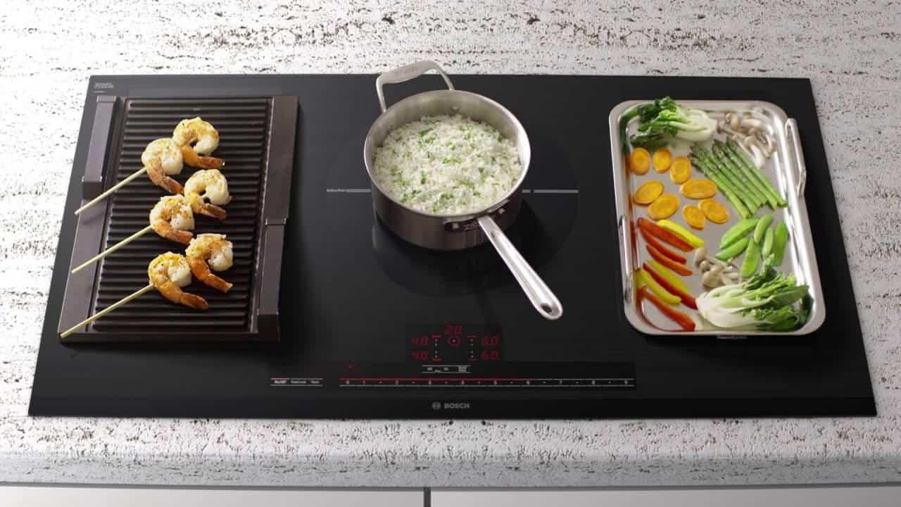 Lưu ý khi sử dụng bếp từ Bosch