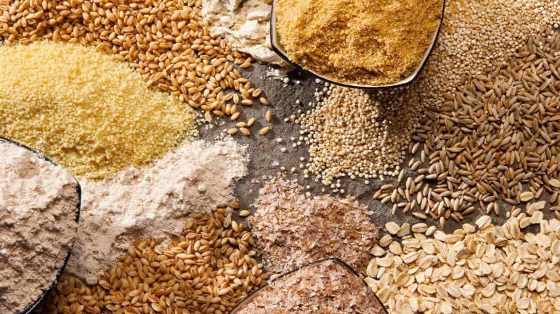 các loại bột không chứa gluten