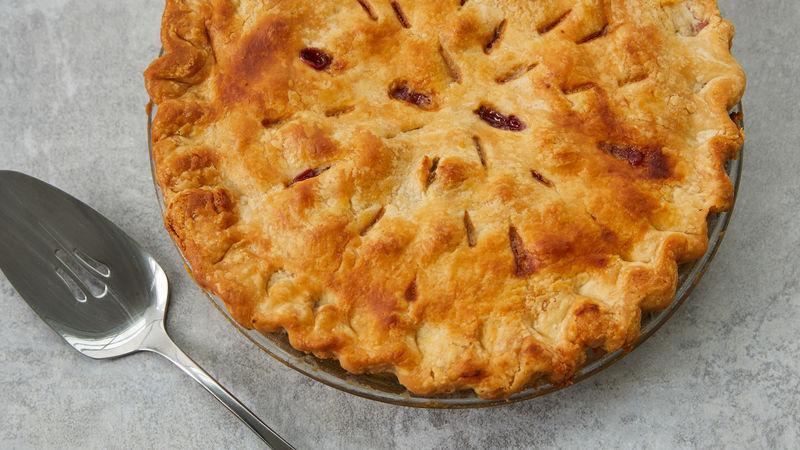 Cách làm bánh pie bằng máy làm bánh mì