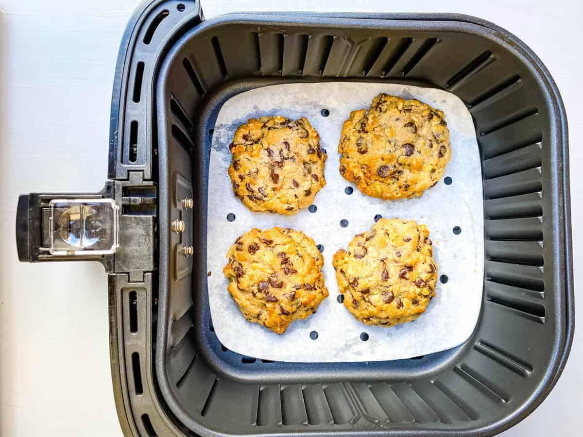 Công thức làm bánh quy bằng nồi chiên không dầu