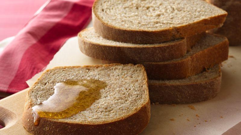Công thức bánh mì mật ong nguyên cám