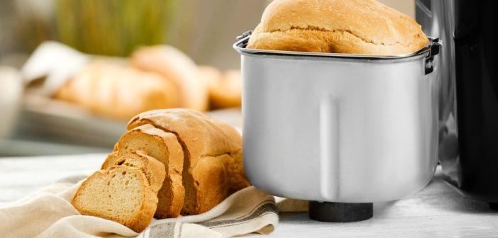 Sử dụng máy làm bánh mì