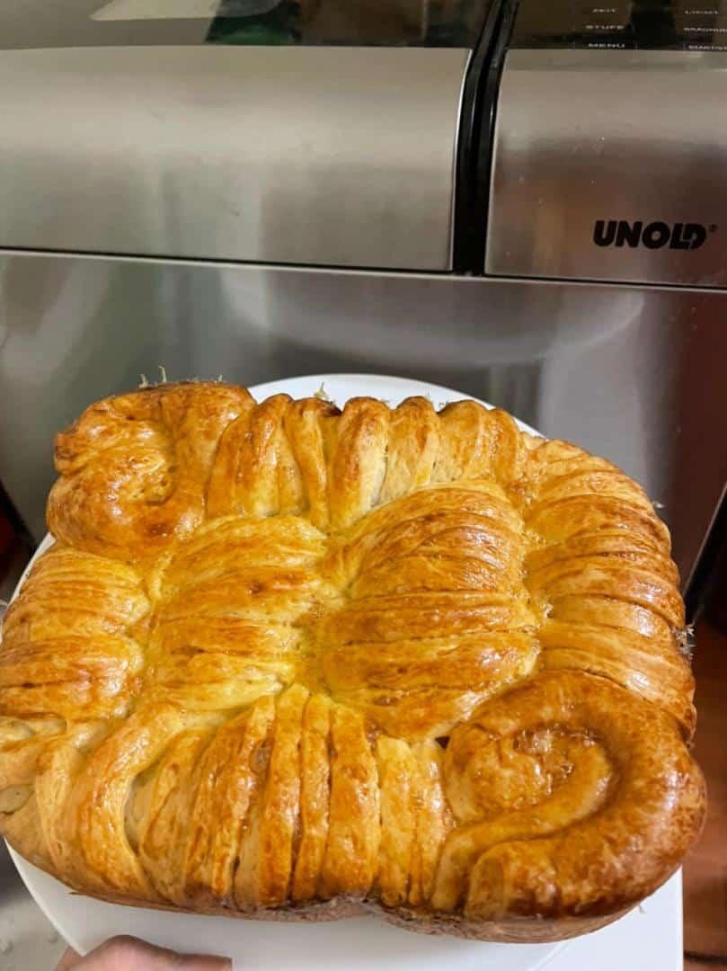Máy làm bánh mì Unold